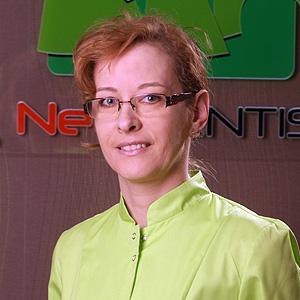 Katarzyna Rekowska – asystentka stomatologiczna